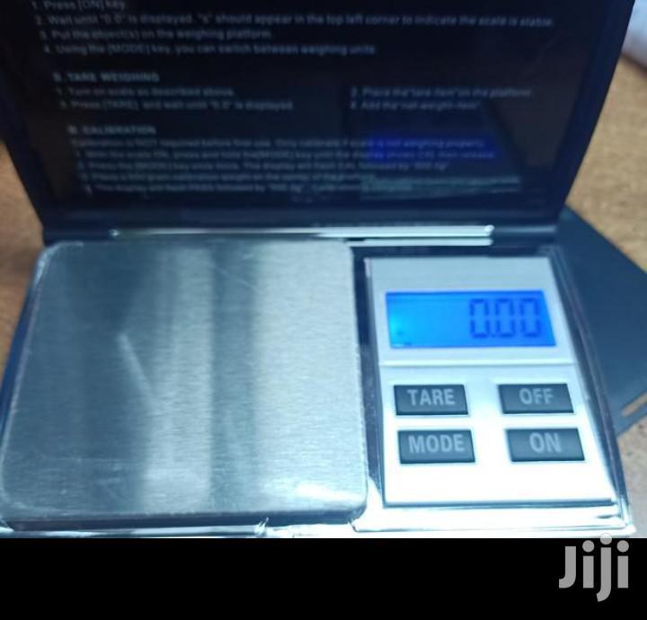 Pocket Gram Scale
