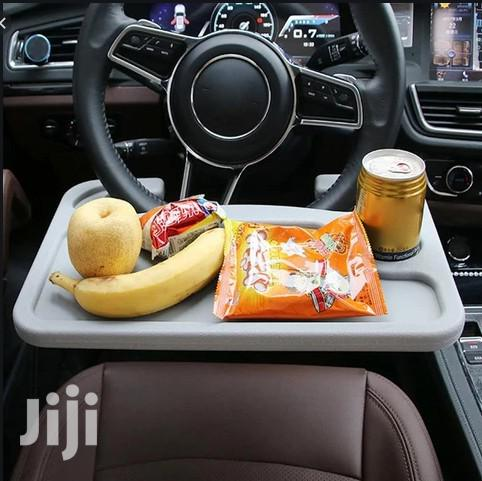Car Stylish Steering Wheel Tray