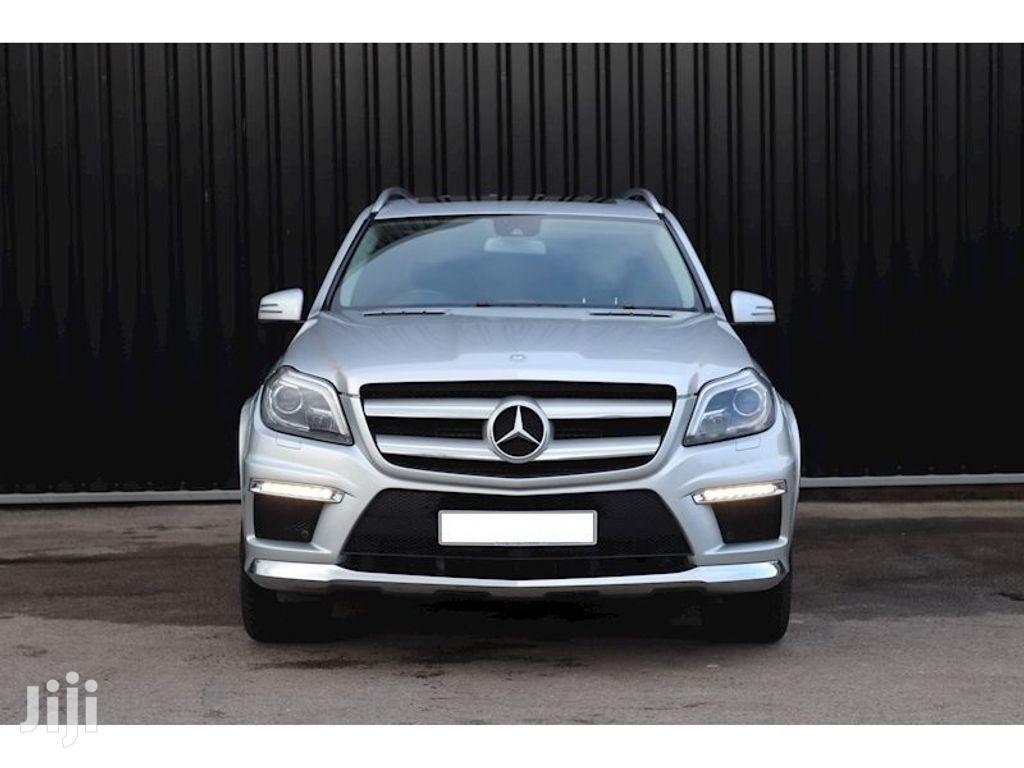 Mercedes-Benz M Class 2014 Silver   Cars for sale in Mvita, Mombasa, Kenya