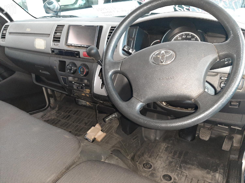 Toyota HiAce 2013 Silver | Buses & Microbuses for sale in Mvita, Mombasa, Kenya