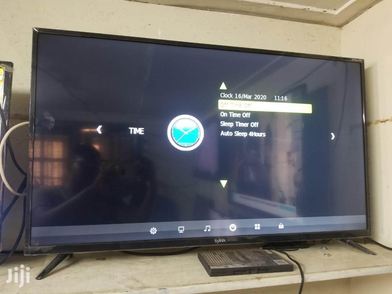 """Synix 40"""" Digital TV"""