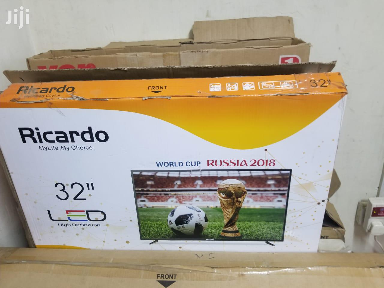 "Ricardo 32"" LED TV 