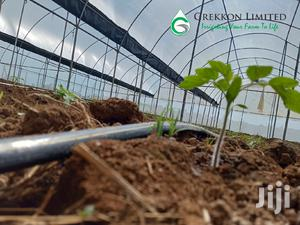 Metallic Green Construction In Eldoret 8m By 15m | Farm Machinery & Equipment for sale in Kapseret, Langas
