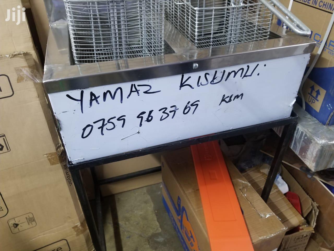 Double Electric Fryer | Restaurant & Catering Equipment for sale in Market Milimani, Kisumu Central, Kenya