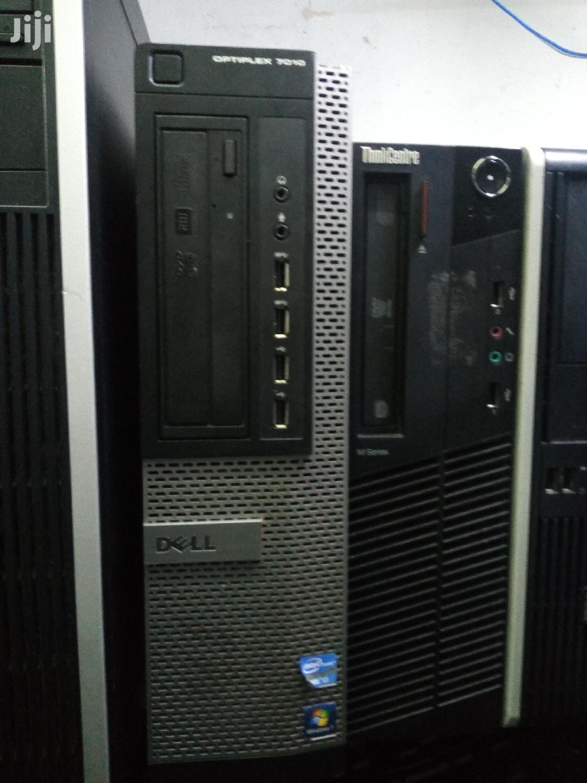 Desktop Computer Dell 4GB Intel Core i3 HDD 250GB   Laptops & Computers for sale in Nairobi Central, Nairobi, Kenya