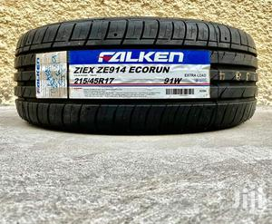 215/45zr17 Falken Tyre's Is Made in Japan   Vehicle Parts & Accessories for sale in Nairobi, Nairobi Central