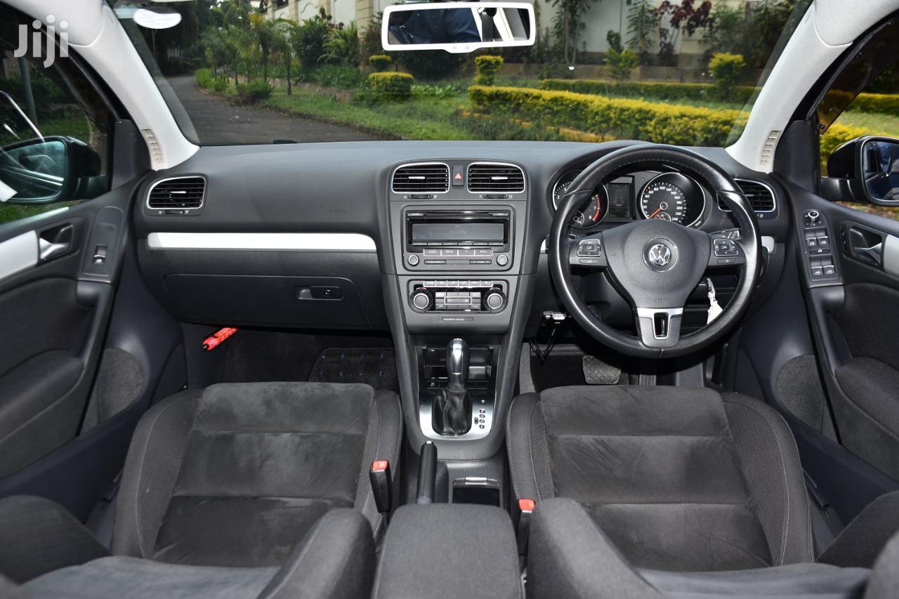 Volkswagen Golf 2013 Black | Cars for sale in Nairobi Central, Nairobi, Kenya