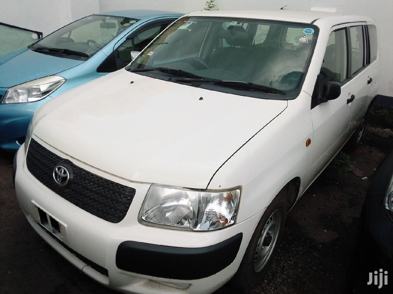 Toyota Succeed 2013 White | Cars for sale in Ziwa la Ngombe, Nyali, Kenya