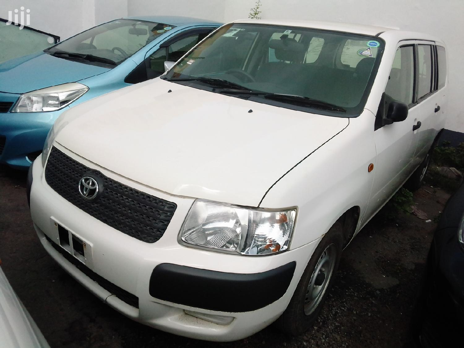 Toyota Succeed 2013 White