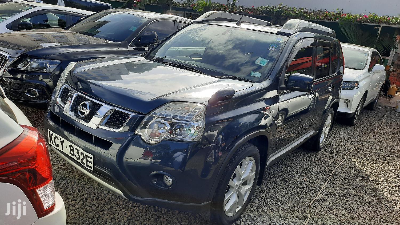 New Nissan X-Trail 2013 Blue | Cars for sale in Kilimani, Nairobi, Kenya