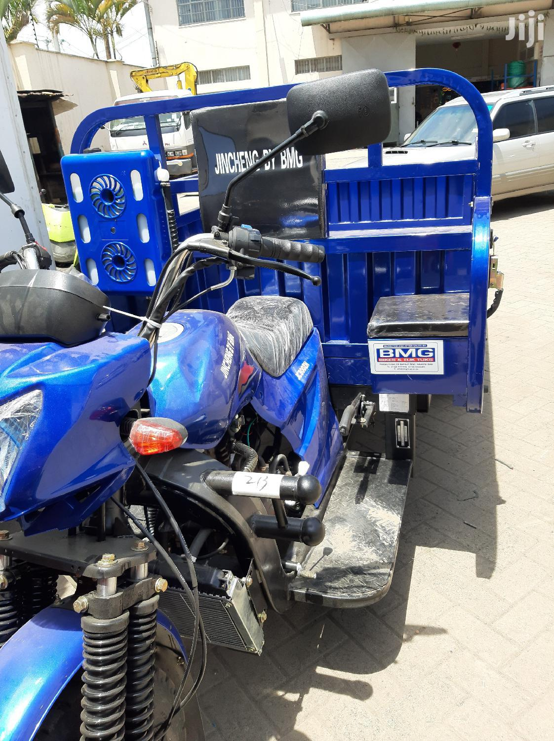 New Jincheng Custom 50 2020 Blue | Motorcycles & Scooters for sale in Landimawe, Nairobi, Kenya
