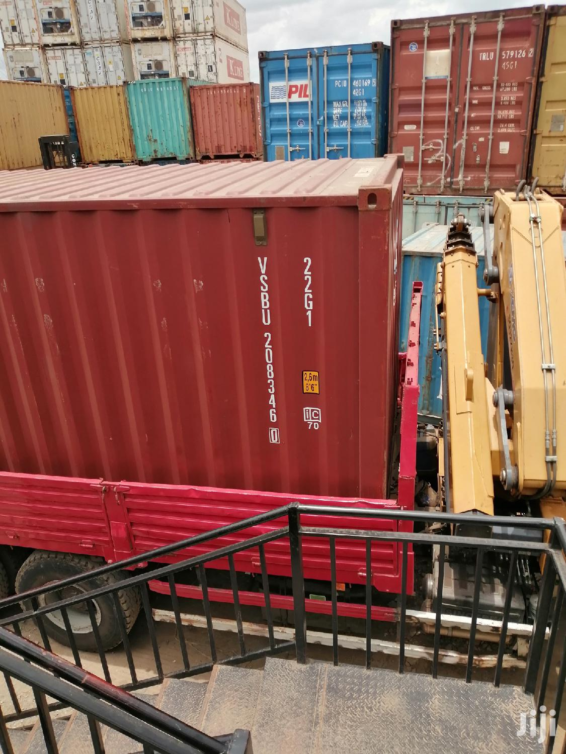 Shipping Containers | Manufacturing Equipment for sale in Embakasi, Nairobi, Kenya