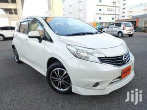 Nissan Note 2014 White   Cars for sale in Mombasa, Mombasa CBD