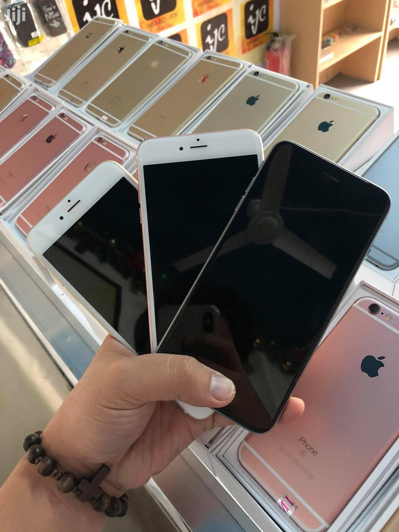 Archive: New Apple iPhone 6 Plus 16 GB Black