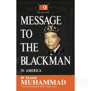 Ebooks-message To The Blackman In America By Elijah Muhammad   Books & Games for sale in Nairobi, Nairobi Central