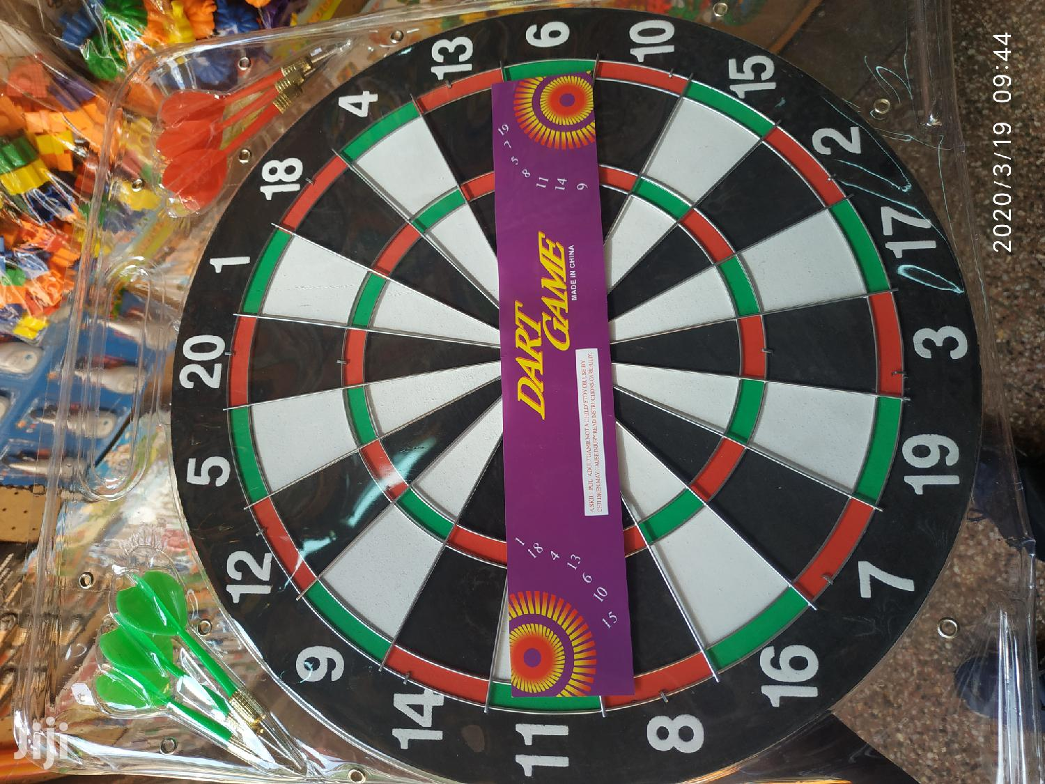 Dart Board Game Toy & Games With Butterfly Darts - Small | Books & Games for sale in Nairobi Central, Nairobi, Kenya