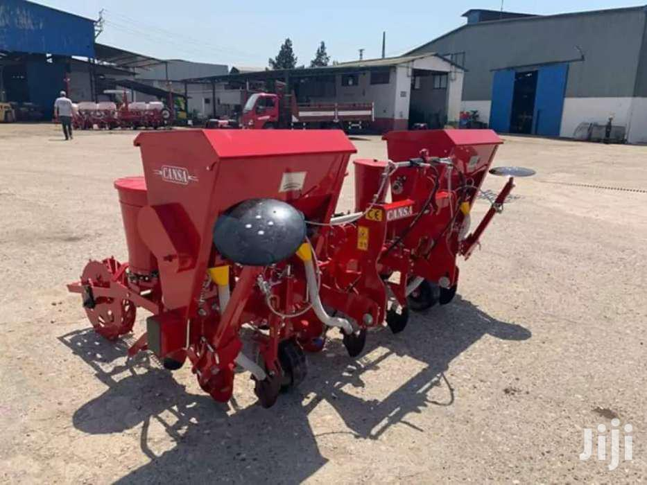 High Speed Precision Planter 4 Rows
