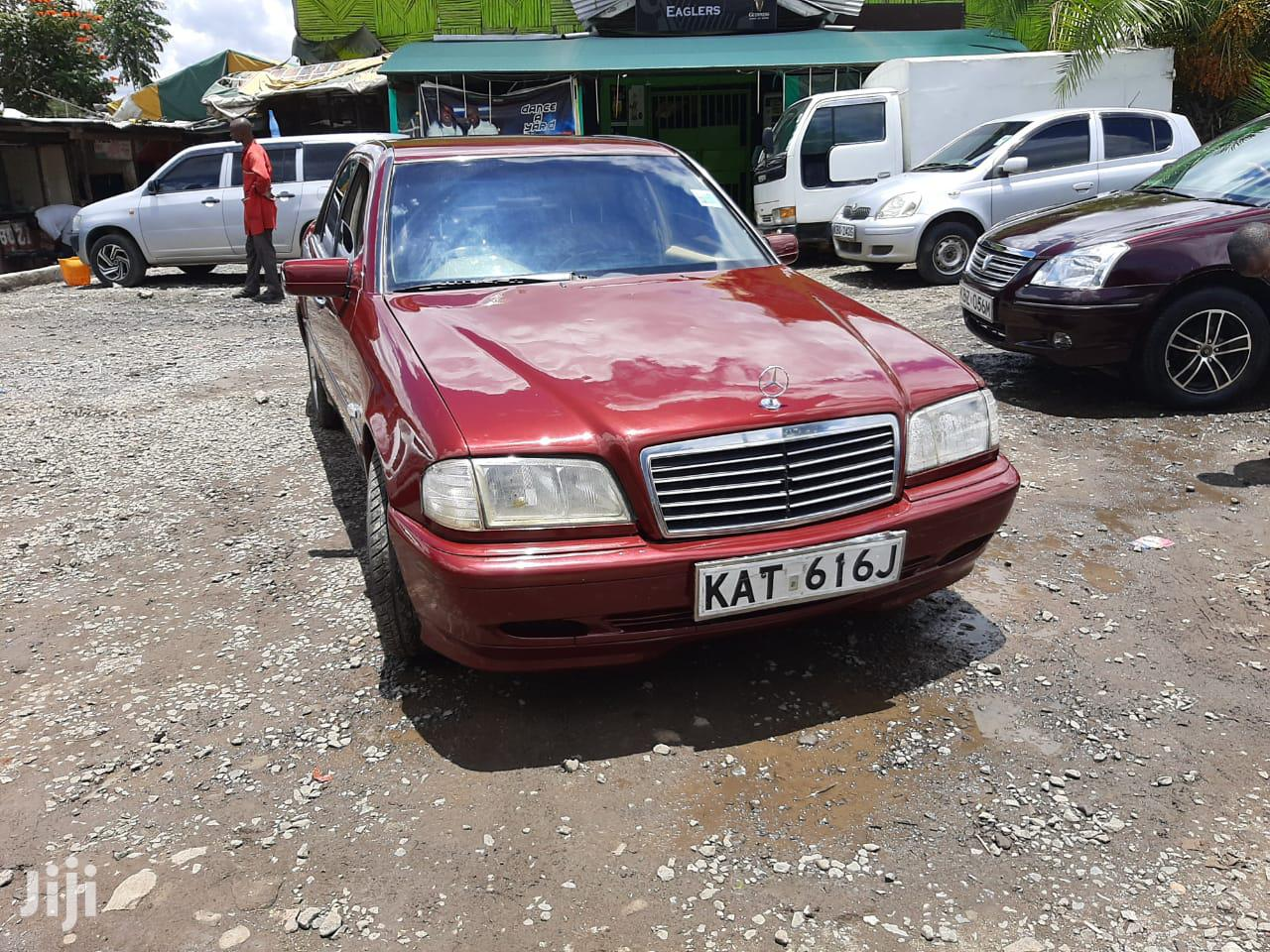 Mercedes-Benz C200 1999 Red | Cars for sale in Njiru, Nairobi, Kenya