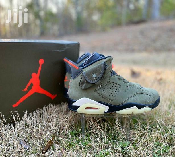 Cactus Jack Xx Nike Air Jordan 6
