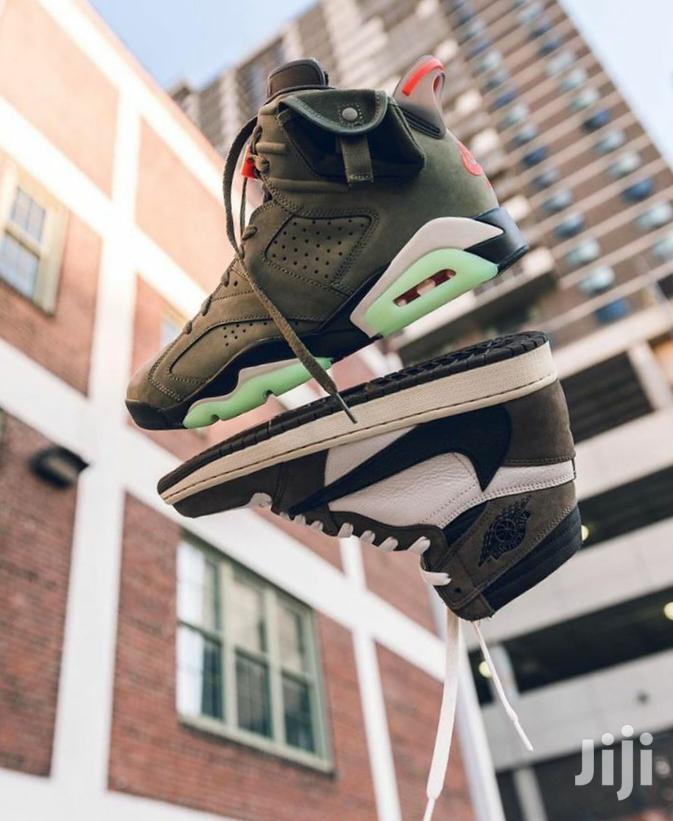 Cactus Jack Xx Nike Air Jordan 6   Shoes for sale in Ngara, Nairobi, Kenya