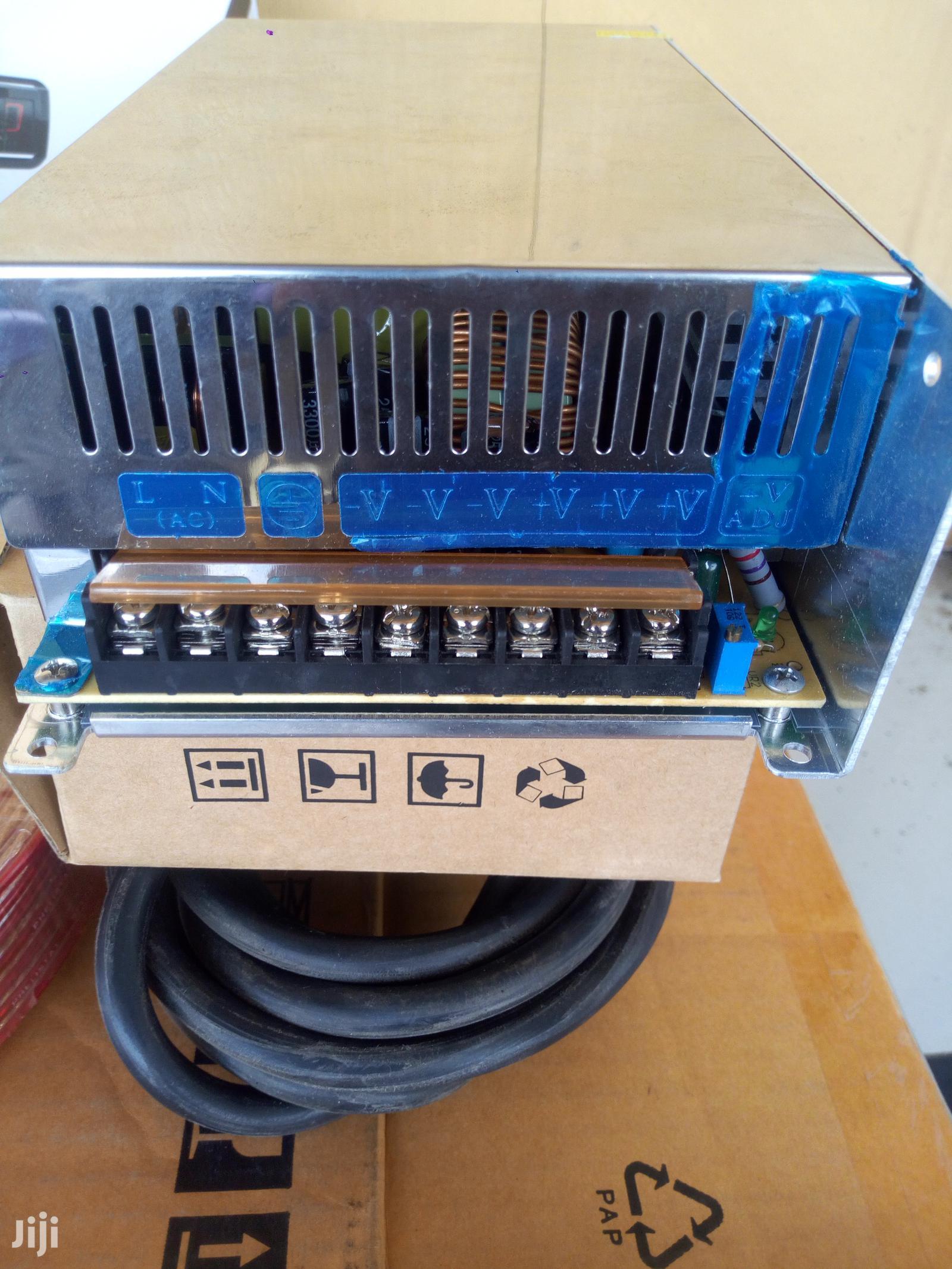 Power Supply Unit 12v 50 Ampheres