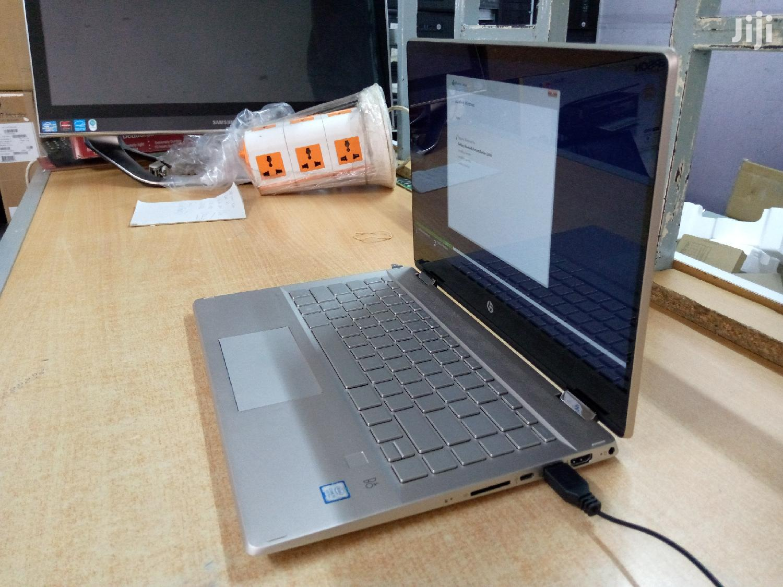 New Laptop HP Pavilion X360 14 8GB Intel Core I5 SSHD (Hybrid) 1T | Laptops & Computers for sale in Nairobi Central, Nairobi, Kenya