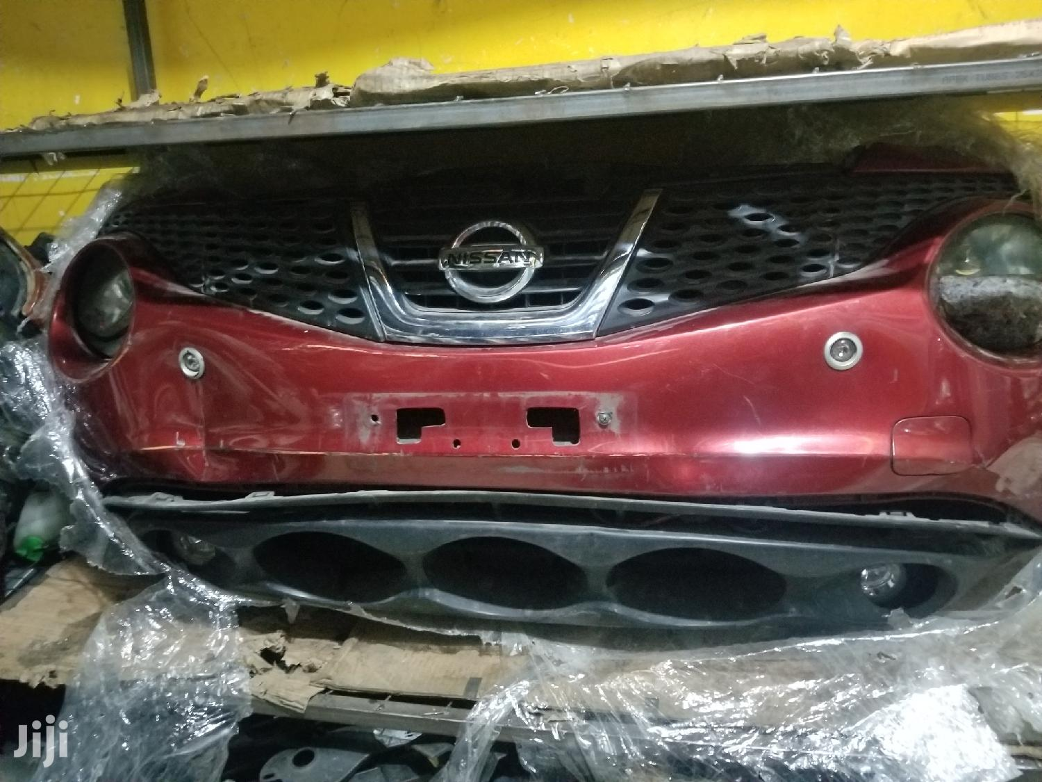 New Stock Taking On Nissan Juke 2010 Nosecut Auto Car Body Parts | Vehicle Parts & Accessories for sale in Nairobi Central, Nairobi, Kenya
