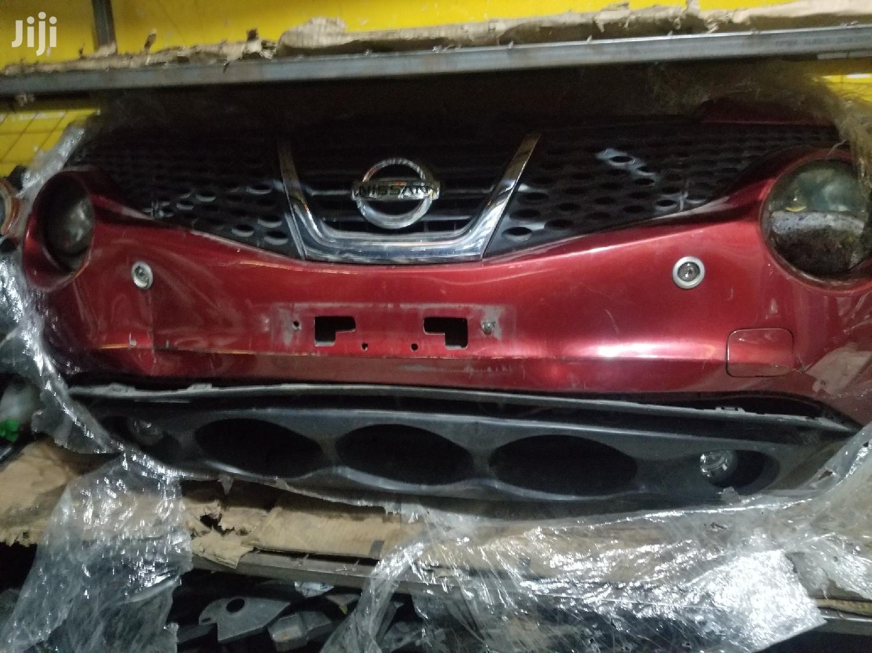 New Stock Taking On Nissan Juke 2010 Nosecut Auto Car Body Parts