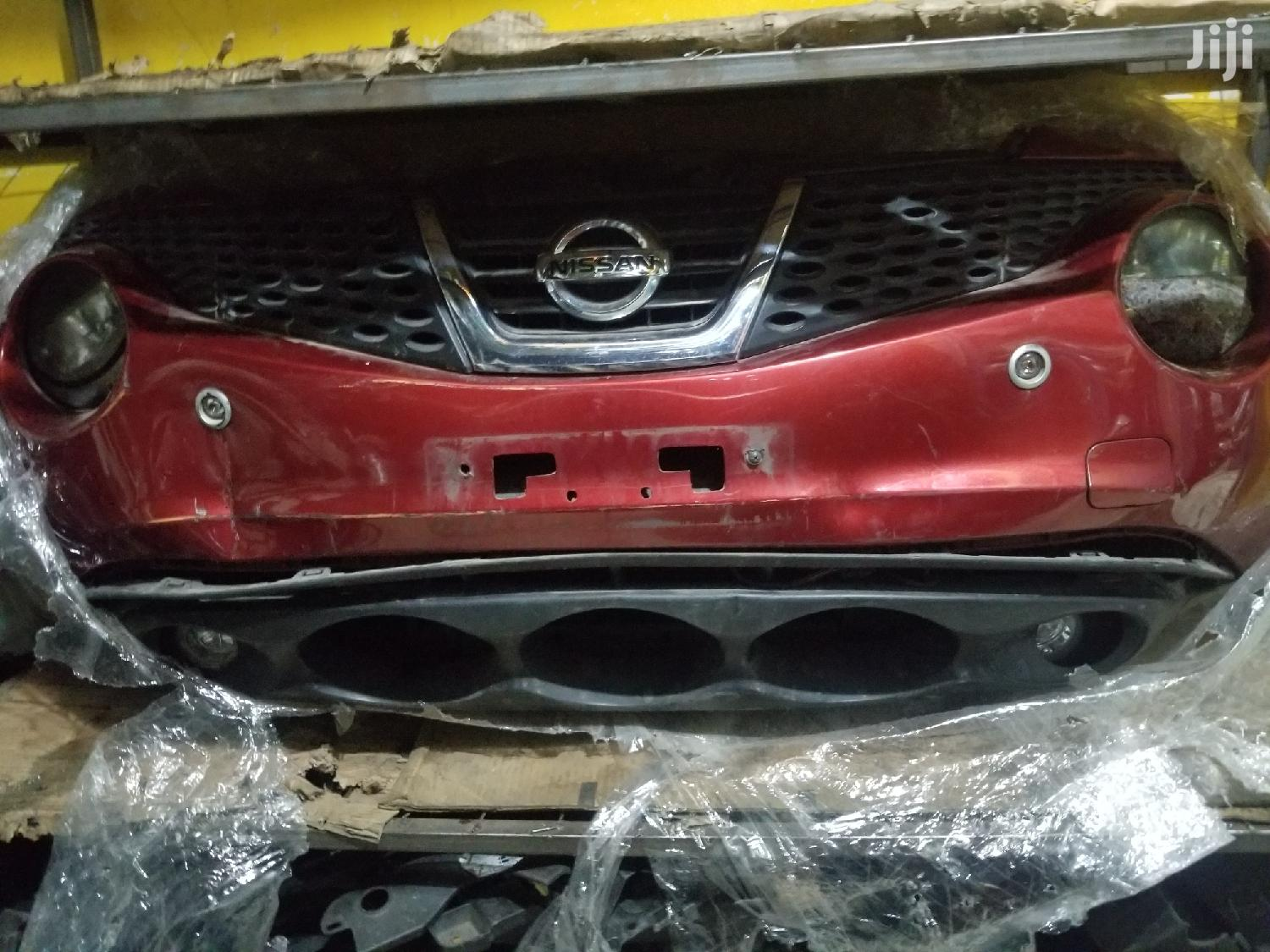 New Stock Taking On Nissan Juke 2010 Nosecut Auto Car Body Parts