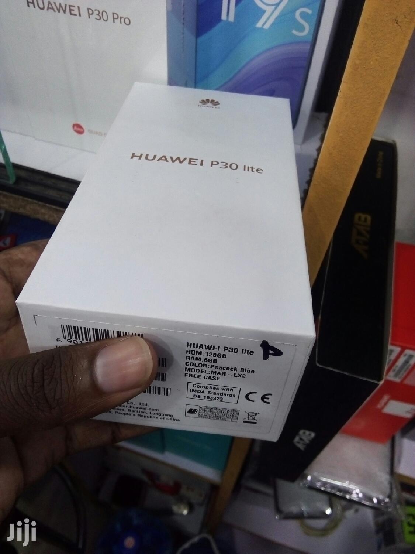 New Huawei P30 Lite 128 GB Black | Mobile Phones for sale in Nairobi Central, Nairobi, Kenya
