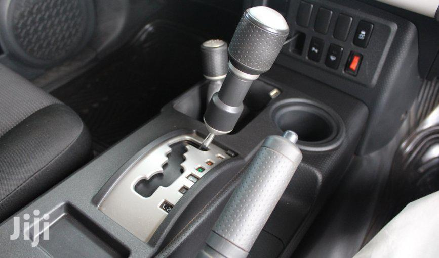 Archive: Toyota FJ Cruiser 2011 4x4 Automatic White