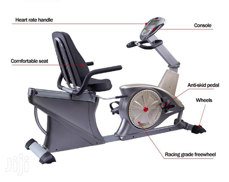 Gym Recumbent Exercise Bikes
