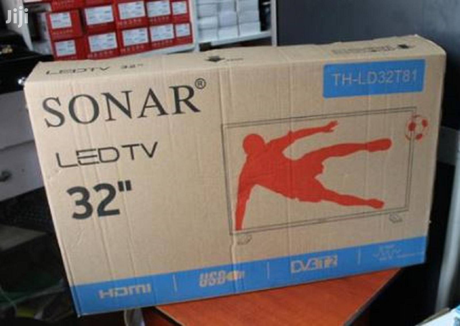 Sonar Digital LED TV 32 Inch