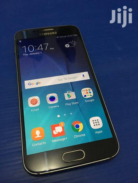 Archive: Samsung Galaxy S6 32 GB Black