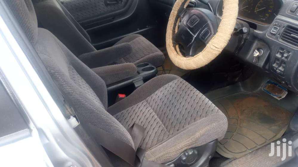 Archive: Honda CR-V 2000 Silver