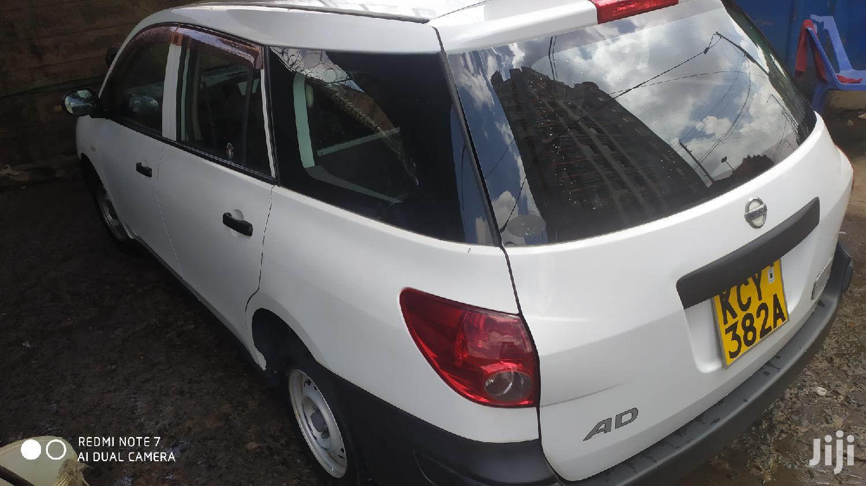 Archive: Nissan Advan 2008 White