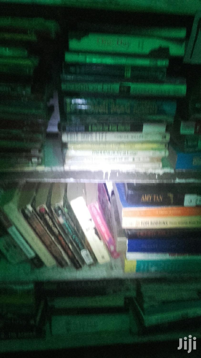 Novels and Story Books