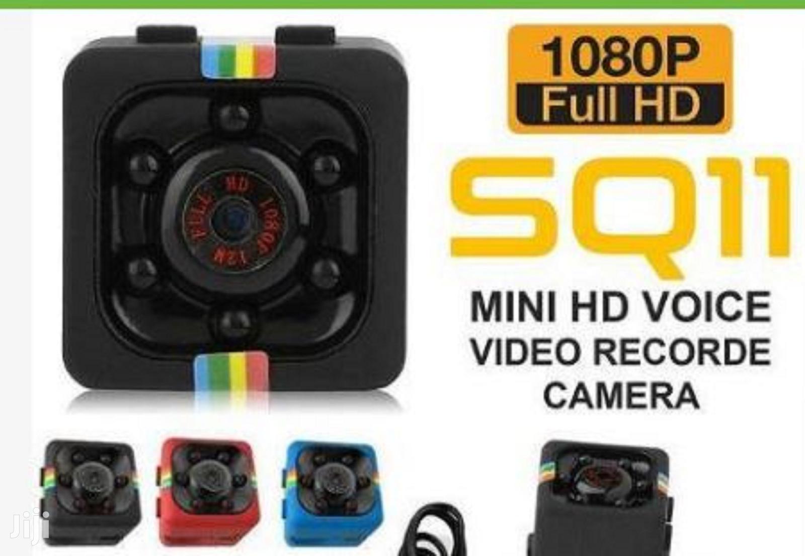 SQ11 Spy Hidden DV DVR Camera