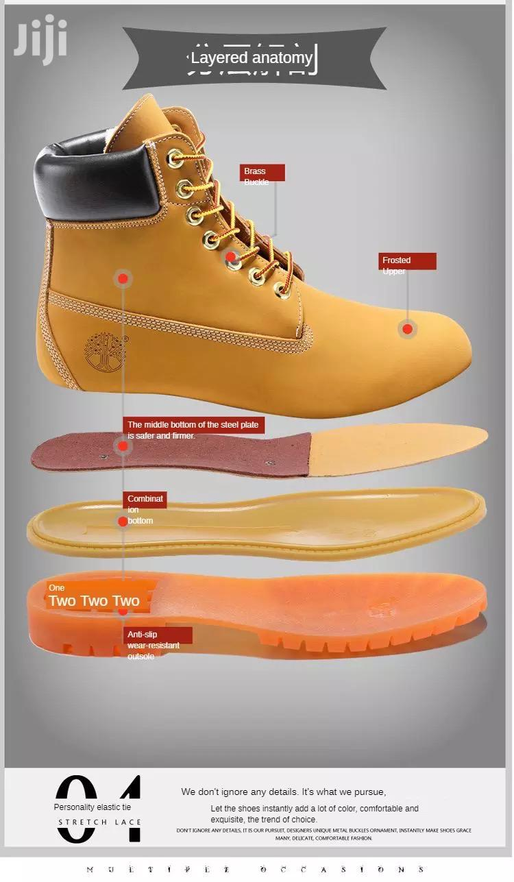 Colored Timberlands