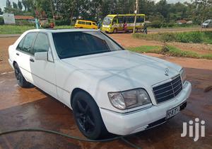 Mercedes-Benz S Class 1996 White