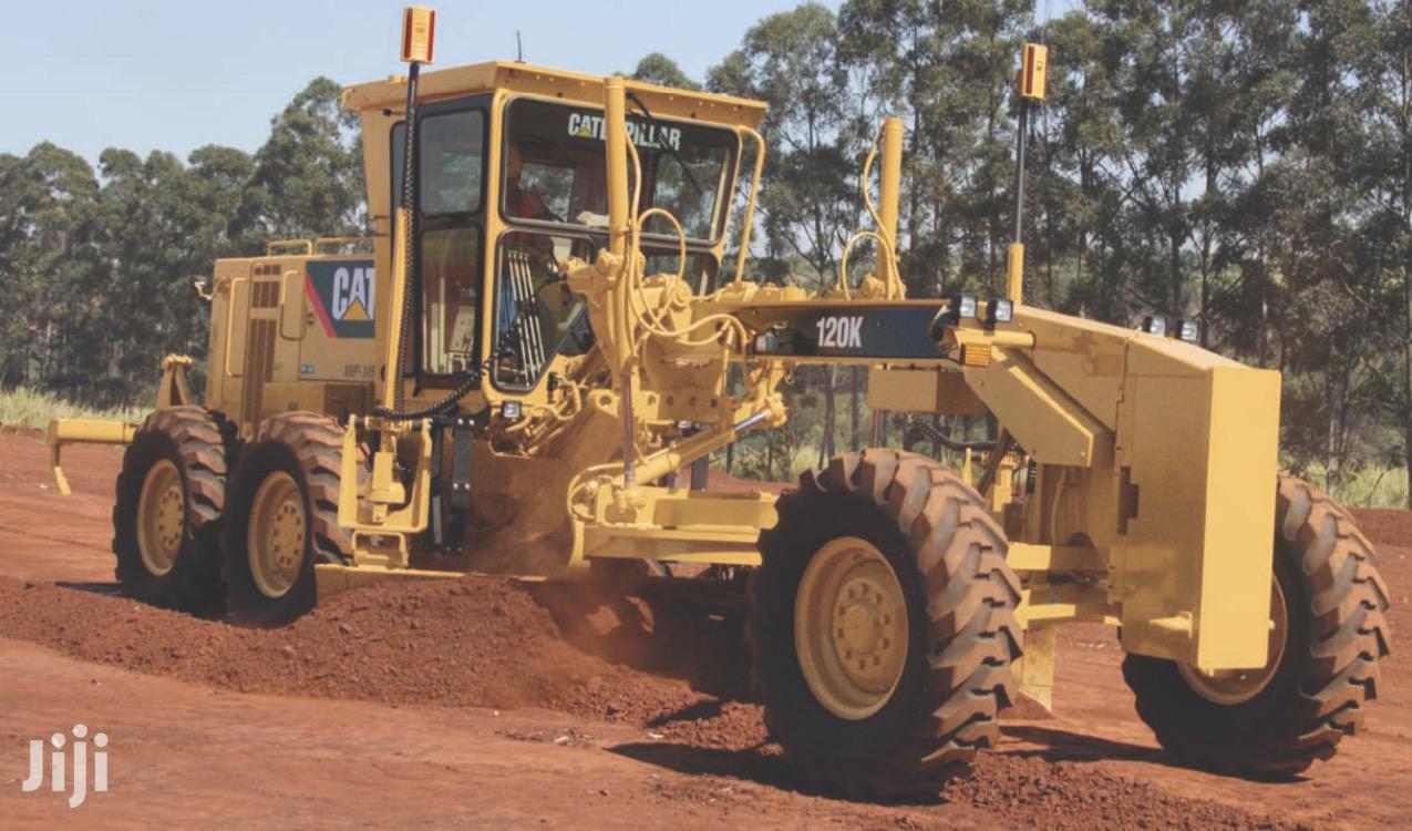 2011 Caterpillar 120K Motor Grader With Ripper