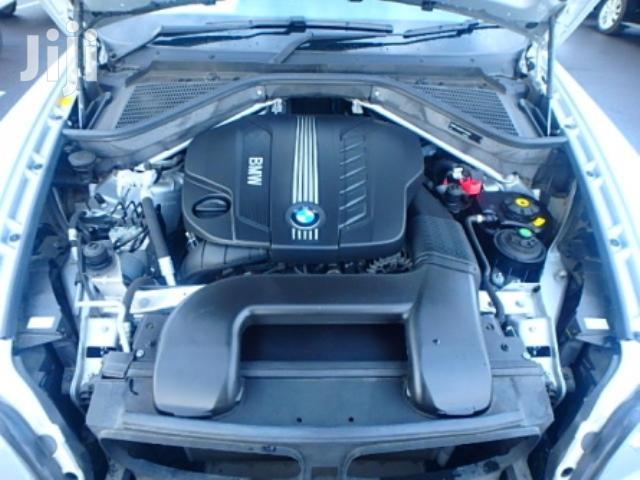 Archive: BMW X5 2013 Silver