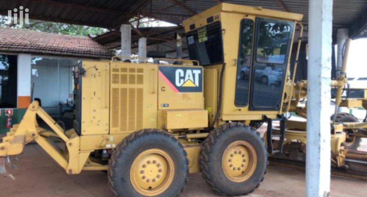 2011 Caterpillar 120K Motor Grader With Ripper | Heavy Equipment for sale in Embakasi, Nairobi, Kenya