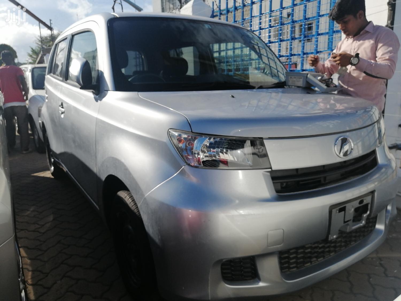 Toyota bB 2012 Silver