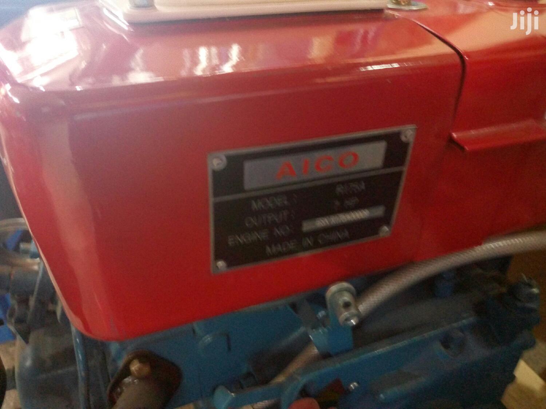 Aico Diesel Engine