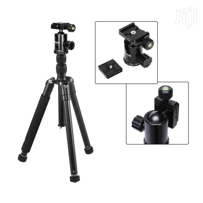 T-170 Portable Pro Tripod Monopod&Ball Head Compact Travel For DSLR Ca | Accessories & Supplies for Electronics for sale in Nairobi Central, Nairobi, Kenya