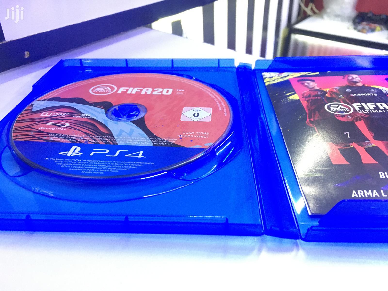 Used Fifa 20 | Video Games for sale in Nairobi Central, Nairobi, Kenya