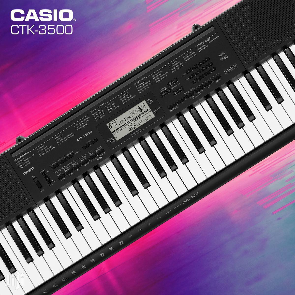 Casio Ctk 3500 Arranger Keyboards New