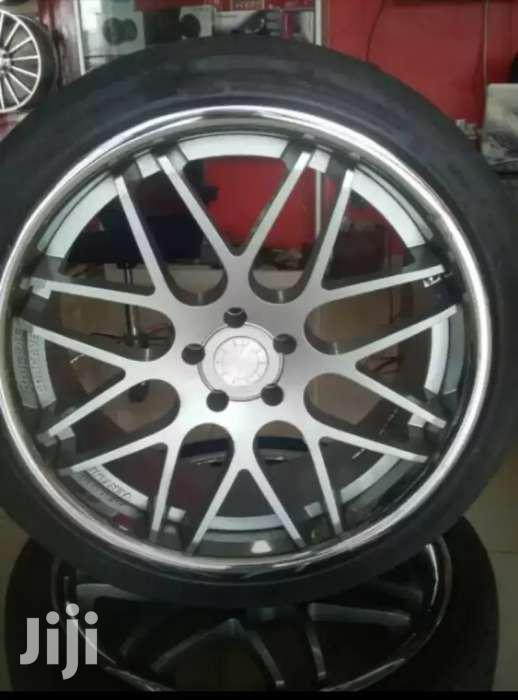 Size 22 BMW Rims With Tyres | Vehicle Parts & Accessories for sale in Langata, Nairobi, Kenya