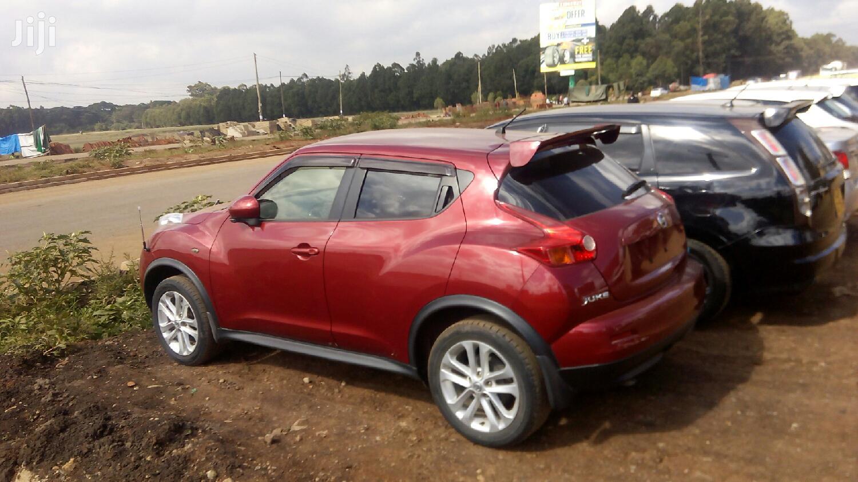 Nissan Juke 2013 Red | Cars for sale in Kilimani, Nairobi, Kenya